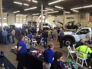 Bell Equipment Company Open House Event