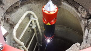 CleverScan Automated Manhole Inspection