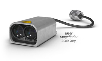 Quickview airHD Laser Rangefinder Accessory