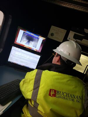 The Right Trio for Cross Bore Inspections: A Spotlight on Buchanan Contracting