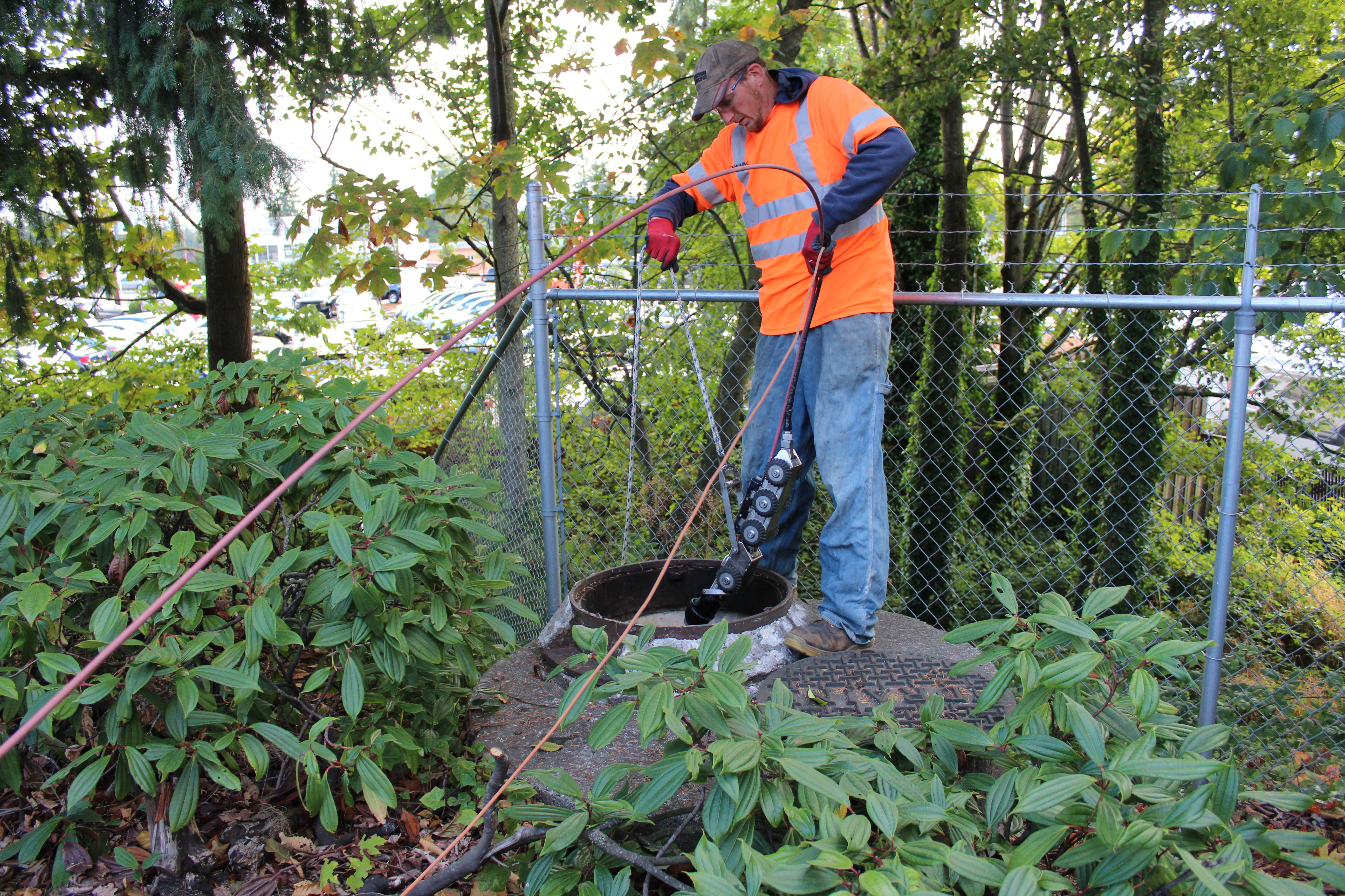 Innovac Sewer Inspection Services
