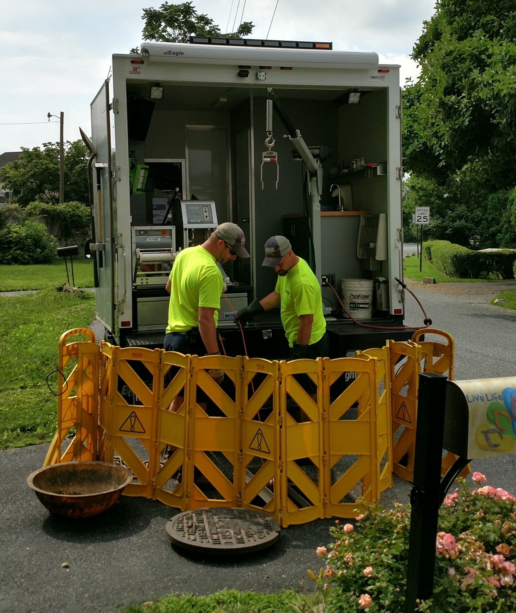 Lancaster Area Sewer Authority