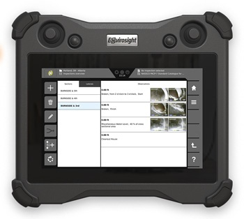VC500 Reporting Features and Sharing