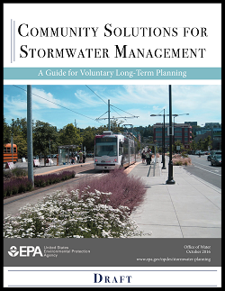Community Solutions for Stormwater Management