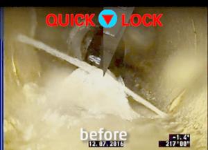 Quick-Lock Installation