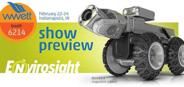 Envirosight at WWETT 2018