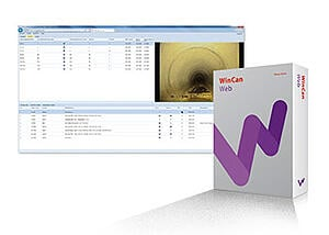 Sewer Data Managed with WinCan