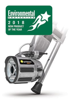 Quickview airHD Sewer Assessment Camera