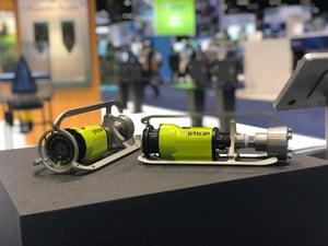 Jetscan Display at WEFTEC