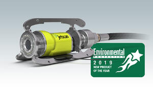 Jetscan Wins New Product of the Year from Environmental Protection
