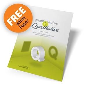 Quantitative versus Qualitative Analysis White Paper
