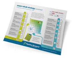 Sewer Rehab Strategy Worksheet