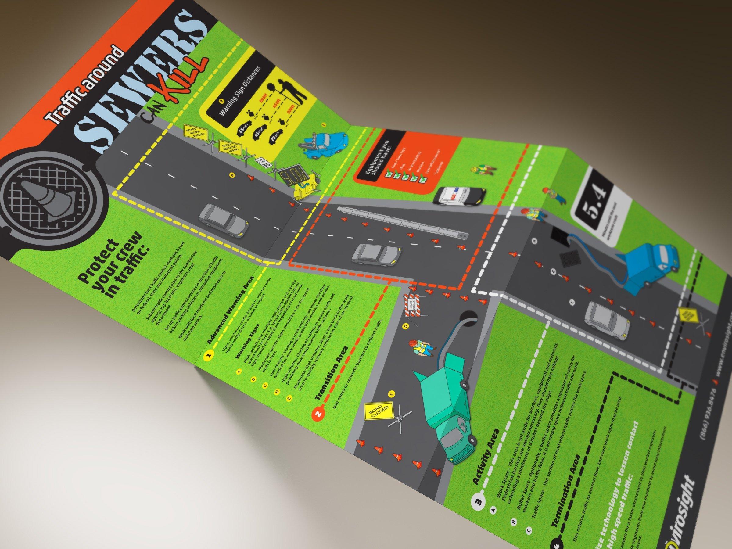 National Traffic Incident Response Week Poster