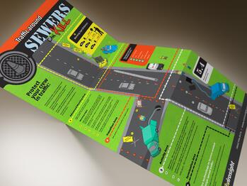 National Traffic Incident Response Week Poster