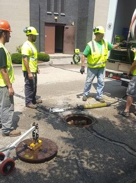Wastewater System Maintenance Uxbridge Massachusetts