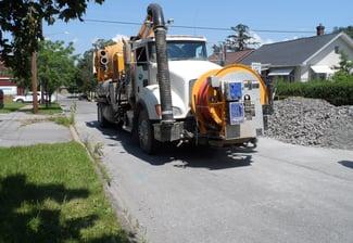 Sewer Maintenance Ensures EPA Compliance