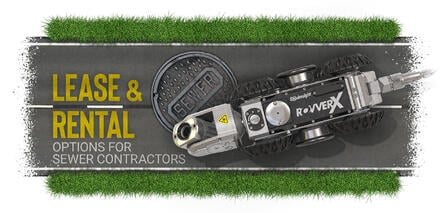 Lease and Rental Options for Sewer Contractors