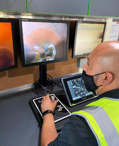 Sewer inspection software