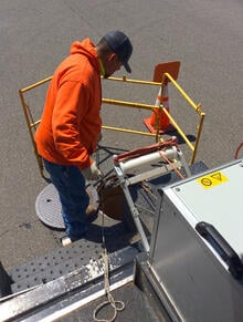 Ironhouse Sanitary District Sewer Inspection