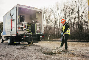 Mason Private Locating Sewer Inspection