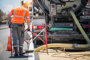 sewer cleaning equipment