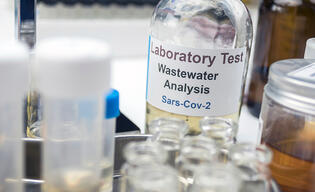 Wastewater Analysis for COVID-19