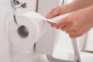 Toilet paper is safe for wastewater systems