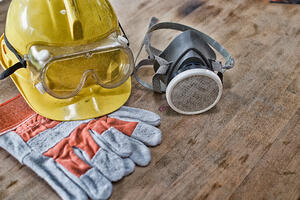 Common CIPP safety equipment - copyright Shutterstock