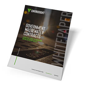Government Wastewater Contracts White Paper