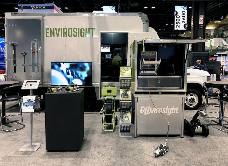 Envirosight_at_WEFTEC