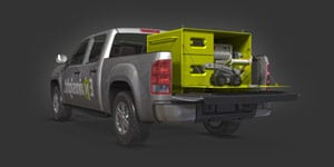 Sewer Inspection Trucks and Trailers