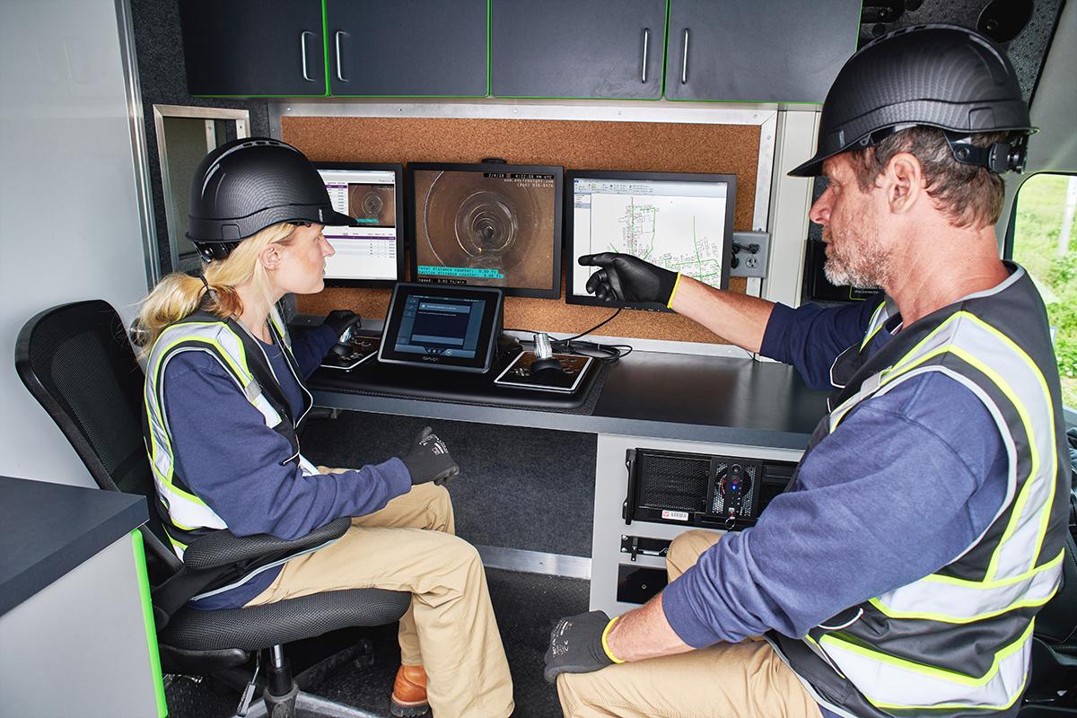 Wastewater Inspection Workflow