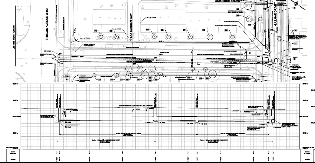 Combined Sewer System Design Overflow