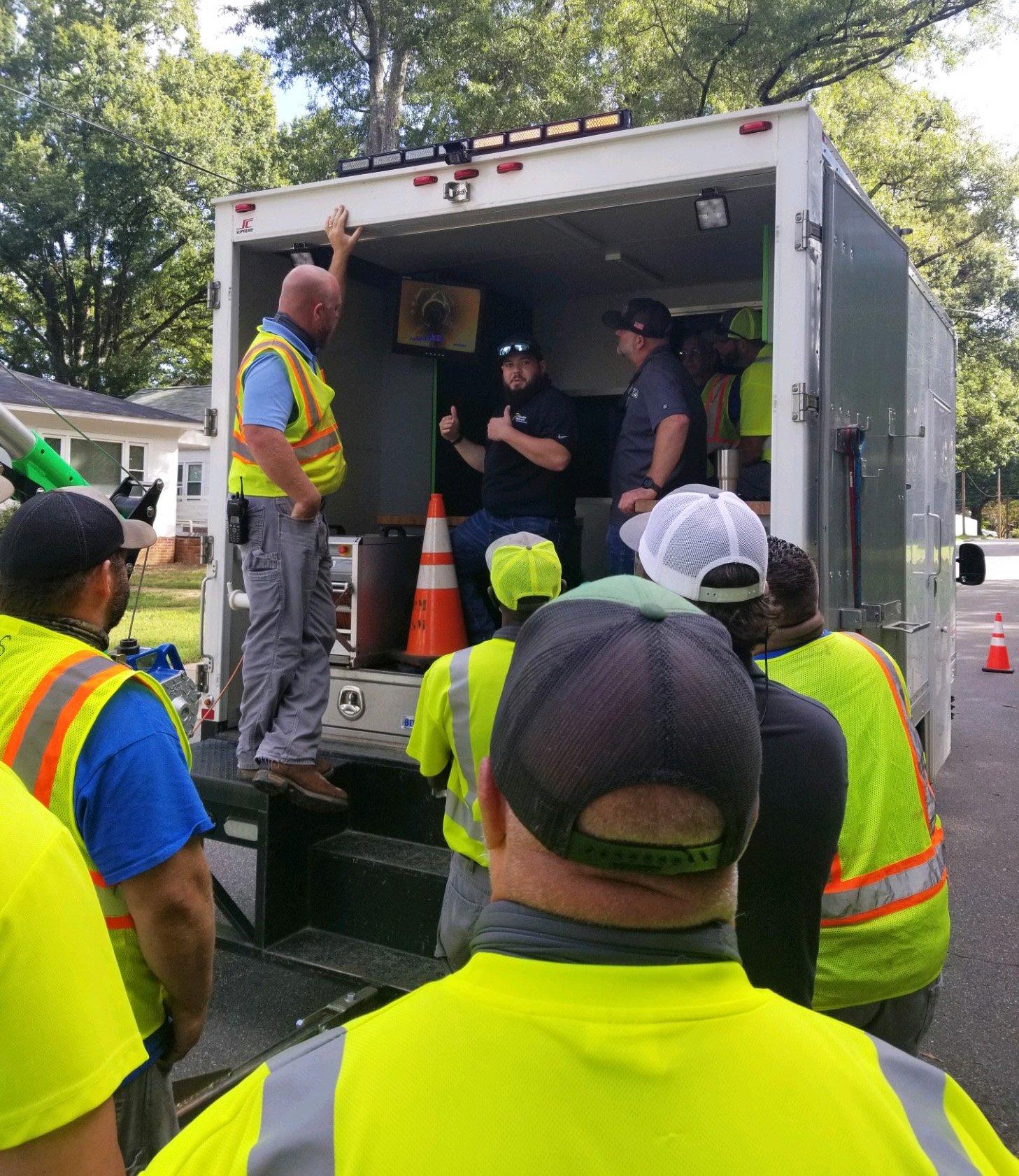 Wastewater Safety Training