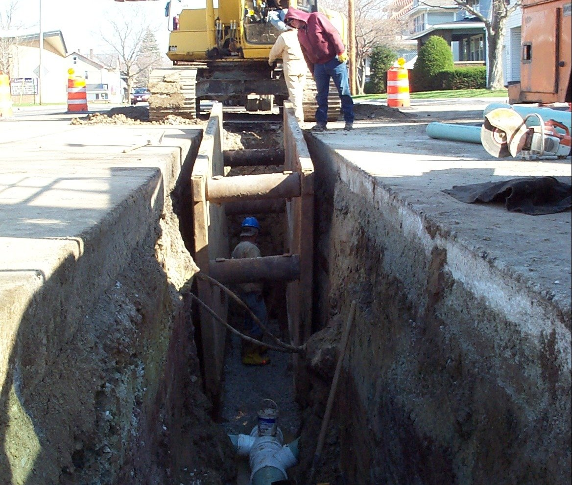 Sanitary Sewer Replacement Pam Broviak