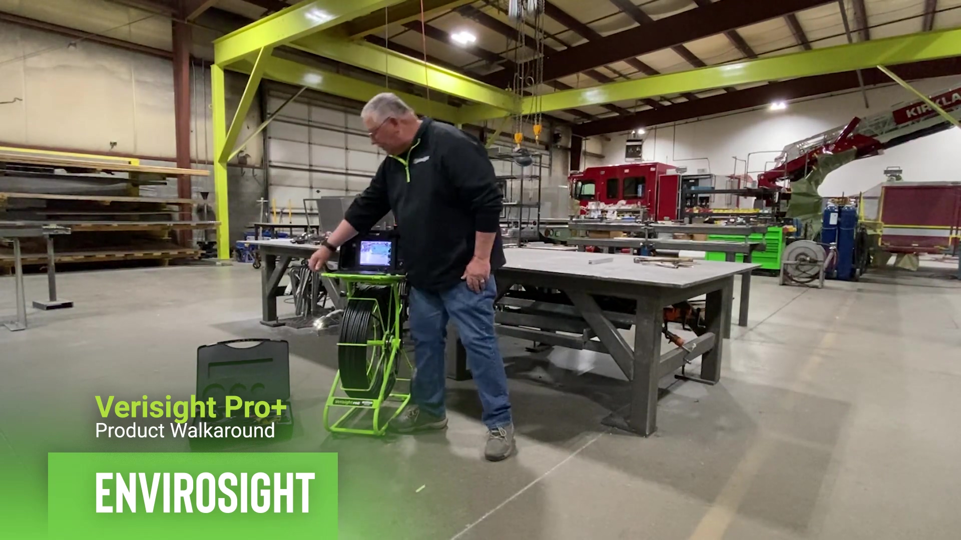 Video Walkaround Versight Pro at True North